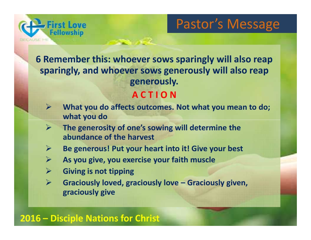 August 19, 2016 Gracious Giving - By Ps Beng_003