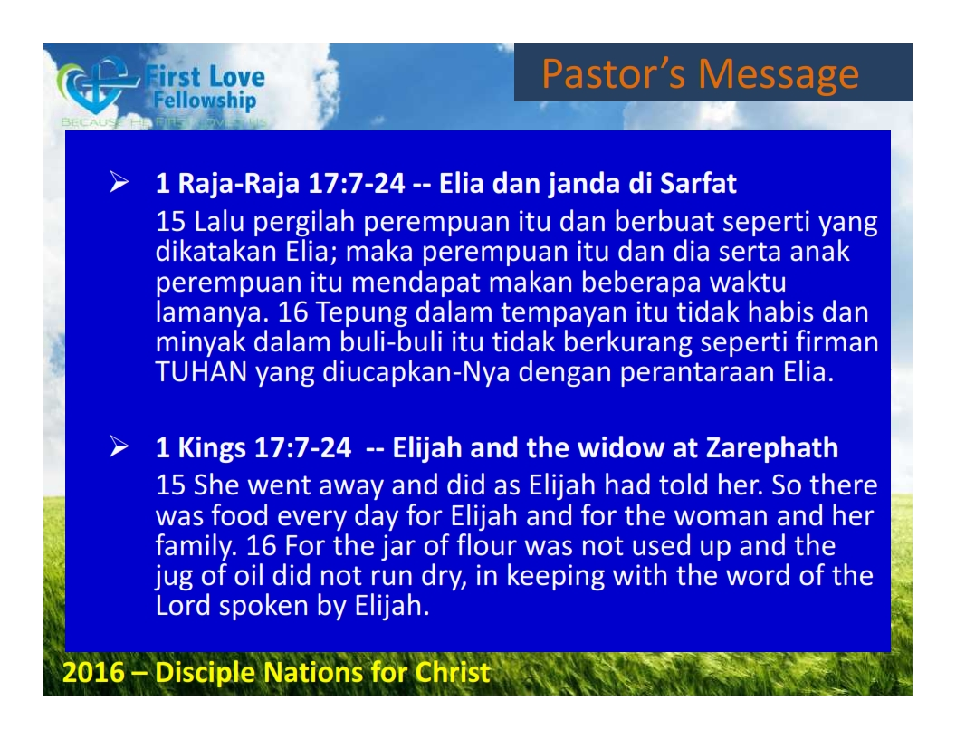 September 02, 2016 Faithful and Cheerful Giver - By Ps Beng and Lydia Dialdestoro_010